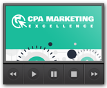 CPA Marketing Excellence Upsell
