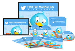 Twitter Marketing Excellence Video Upsell