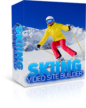 Skiing Video Site Builder