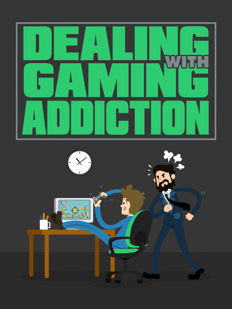 Dealing with Gaming Addiction