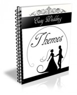Easy Wedding Themes