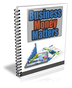 Business Money Matters Newsletter