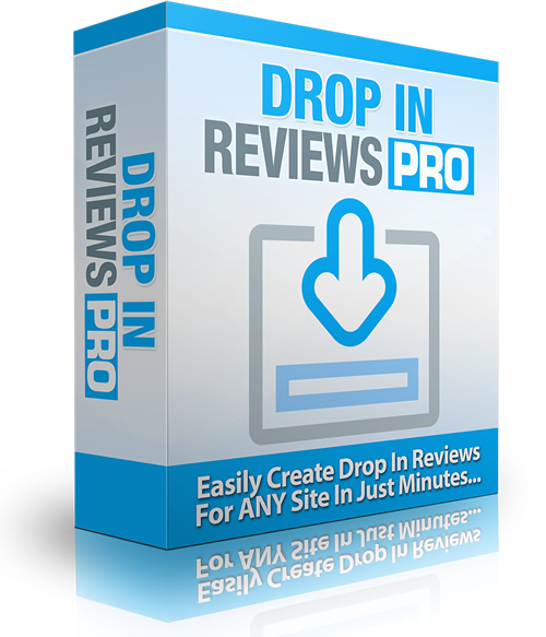 DropIn Reviews Pro