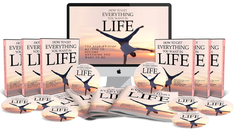 Get Everything You Want In Life Video Upgrade