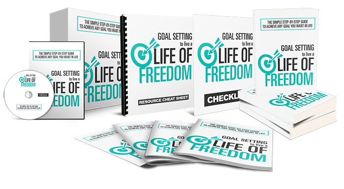 Goal Setting To Live A Life Of Freedom Gold