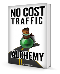 No Cost Traffic Alchemy
