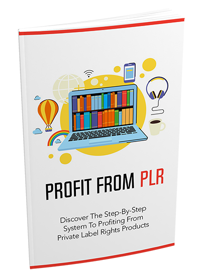 Profit From PLR – Week of March 30th, 2017