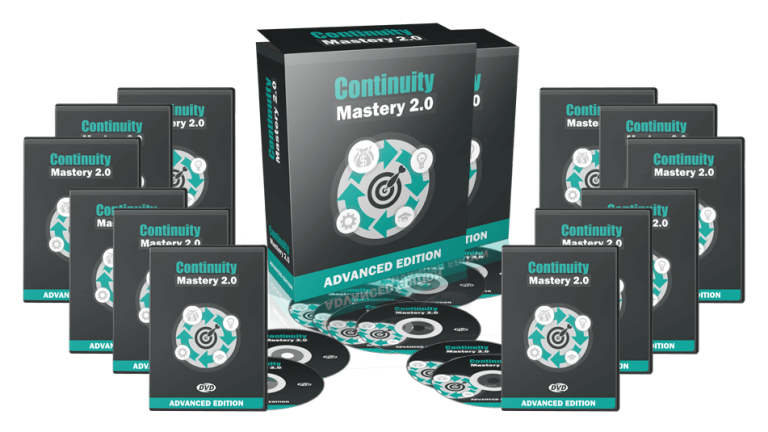 Continuity Mastery 2.0 Advanced