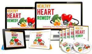Healthy Heart Remedy Pro