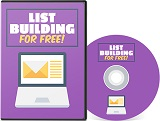 List Building For Free
