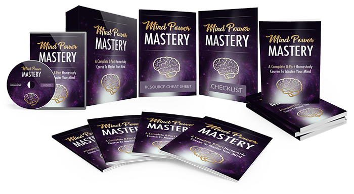 Mind Power Mastery Video Upgrade