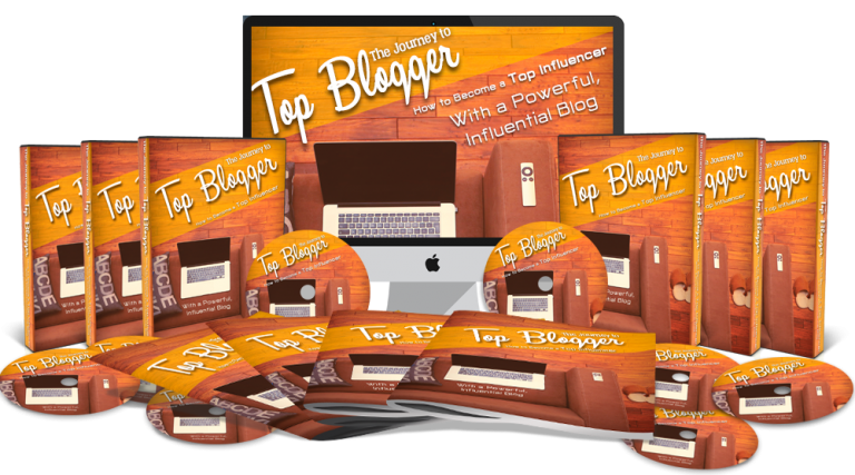 The Journey To Top Blogger Video Upgrade