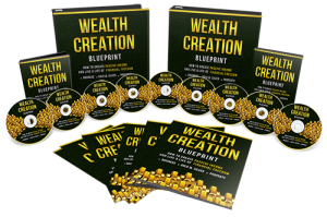 Wealth Creation Blueprint Video Upgrade