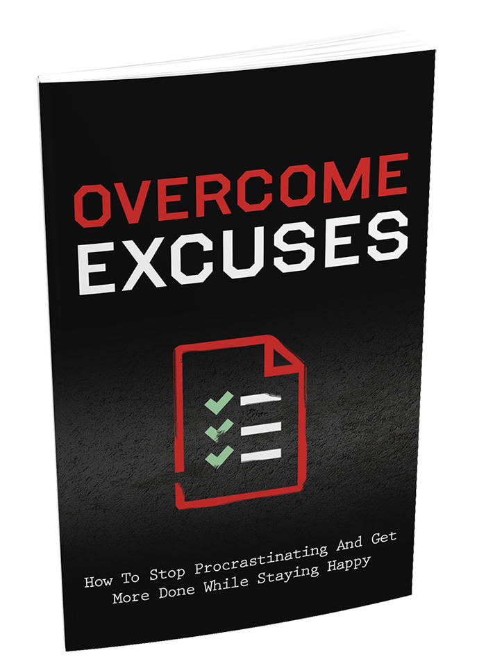 Overcome Excuses Video Upgrade