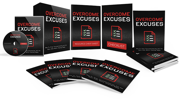 Overcome Excuses