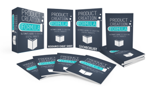Product Creation Formula Gold Upgrade