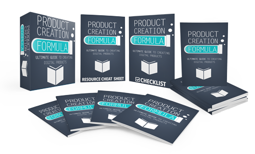 Product Creation Formula