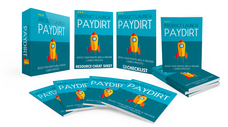 Product Launch Paydirt Gold – Week of August 14th, 2017