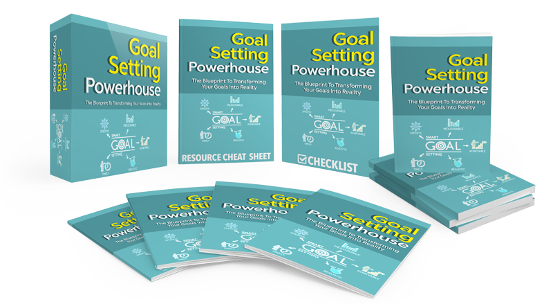 Goal Setting Powerhouse Gold Upgrade