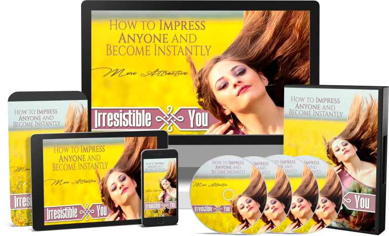 Irresistible You Video Upgrade
