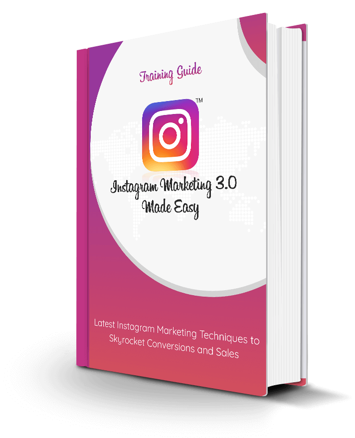 Instagram Marketing 3.0 Made Easy – Week of October 16th, 2017