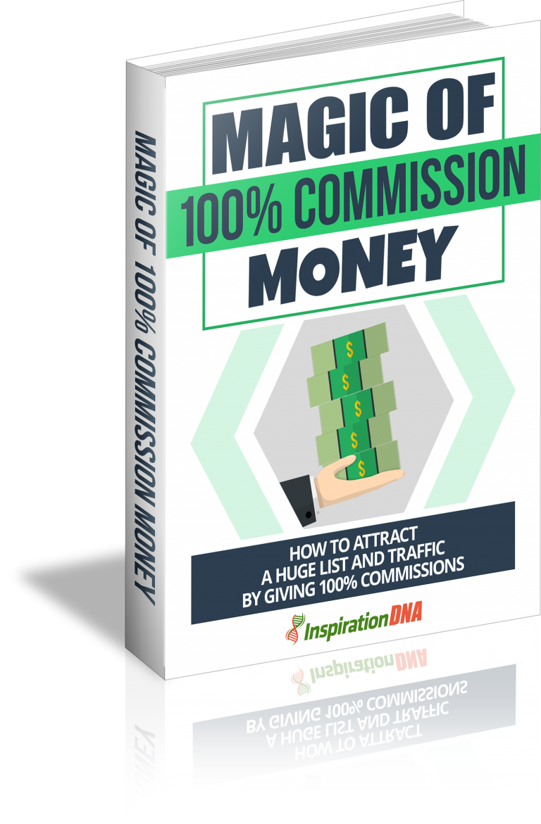 Magic Of 100% Commission