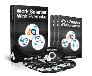 Work Smarter With Evernote Advanced Edition