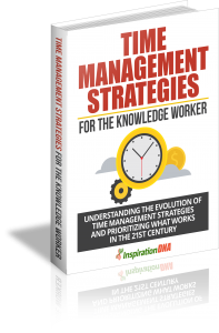 Time Management Strategies For The Knowledge Worker