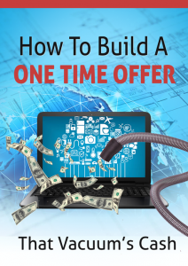 One Time Offer Blueprint