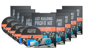 List Building Profit Kit Video Upgrade – Month of March