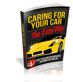 Caring For Your Car The Easy Way