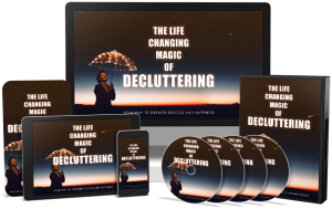 The Life Changing Magic Of Decluttering – Video Upgrade
