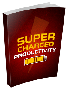 Supercharged Productivity – Month of July