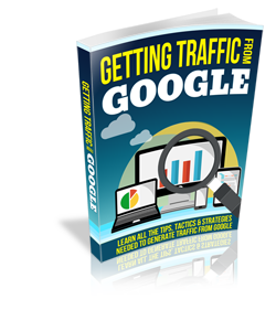 Getting Traffic From Google
