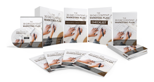 30 Day Content Marketing Plan – Video Upgrade