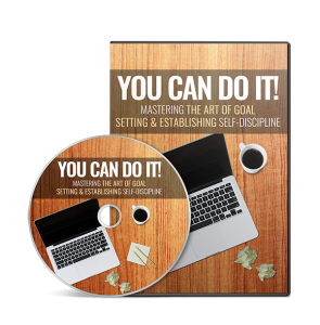 You Can Do It Video Upgrade