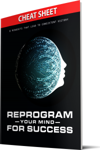 Reprogram Your Mind For Success – Week of the 24th September