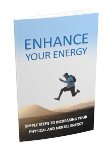 Enhance Your Energy – Week of the 10th September