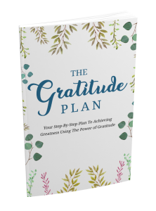 The Gratitude Plan – Week of the 17th September