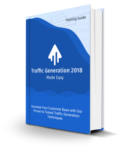 Traffic Generation In 2018 Made Easy