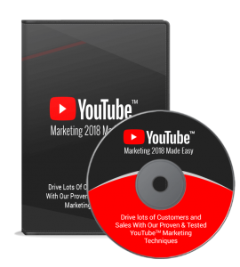 YouTube Marketing 2018 Made Easy Video Upgrade