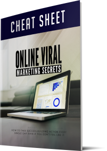 Online Viral Marketing Secrets – Month of January