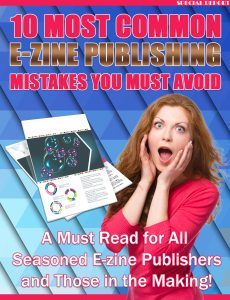 Most Common Ezine Publishing Mistakes
