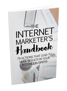 The Internet Marketers Handbook