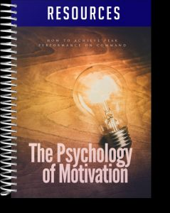 The Psychology Of Motivation
