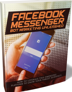 Facebook Messenger Bot Marketing Unleashed – Week of 15th April