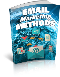 Email Marketing Methods