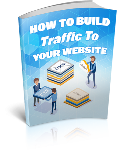 Build Traffic To Your Website