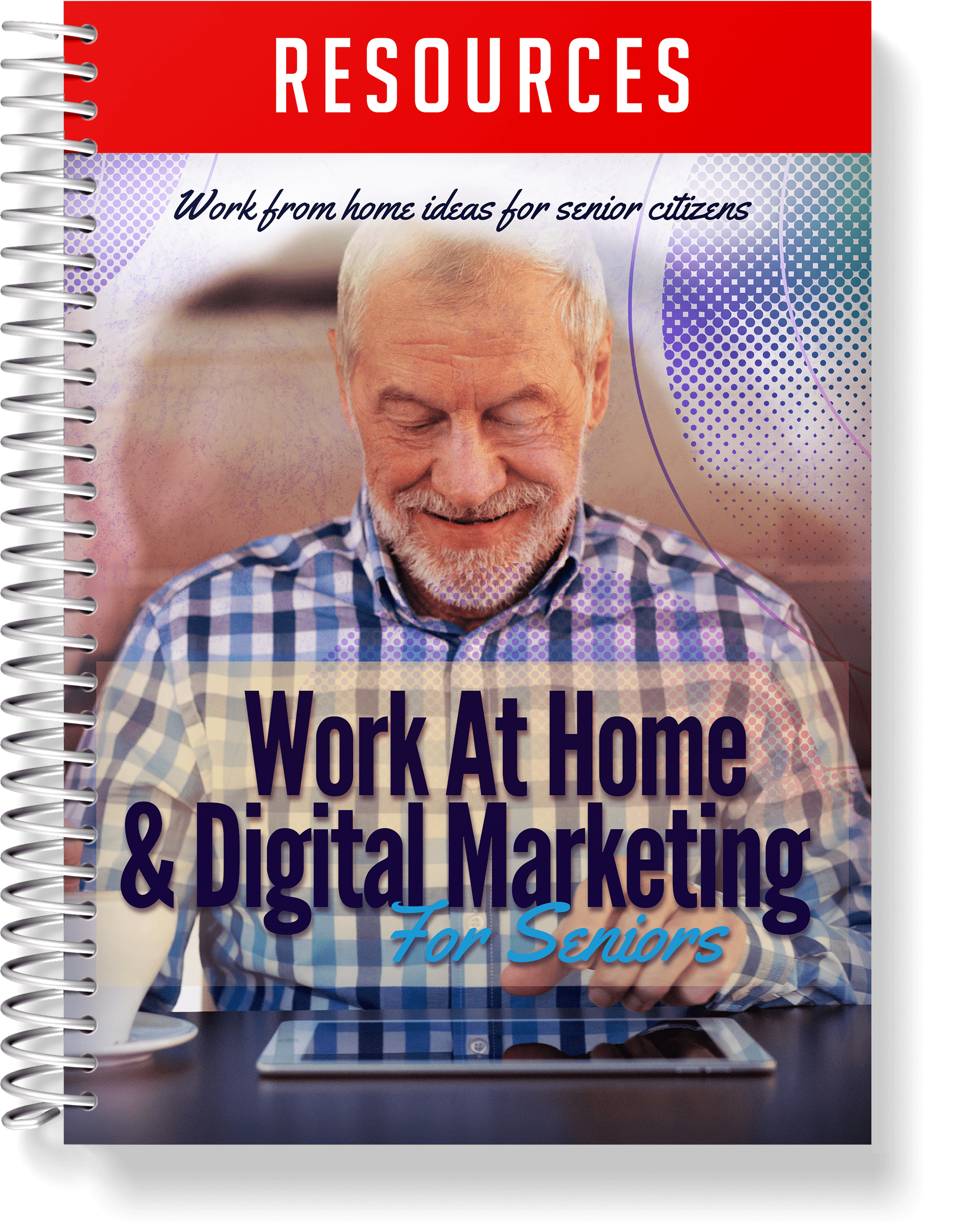 Work At Home & Digital Marketing For Seniors-min