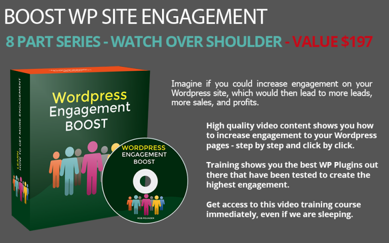 WP Engagement
